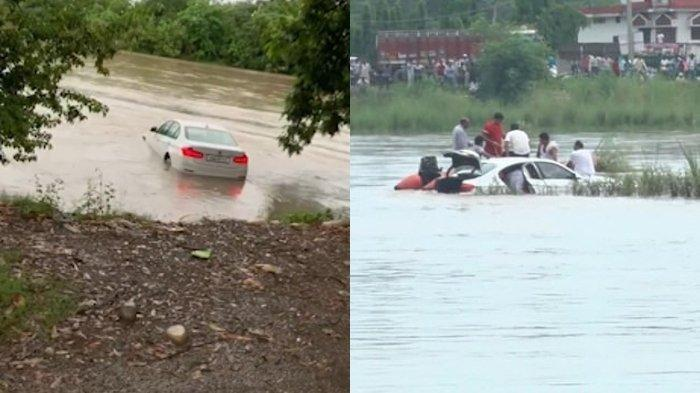 Minta Jaguar Tapi Diberi BMW M3, Pria Ini Buang Mobil Hadiah Ulang Tahun dari Orangtua ke Sungai