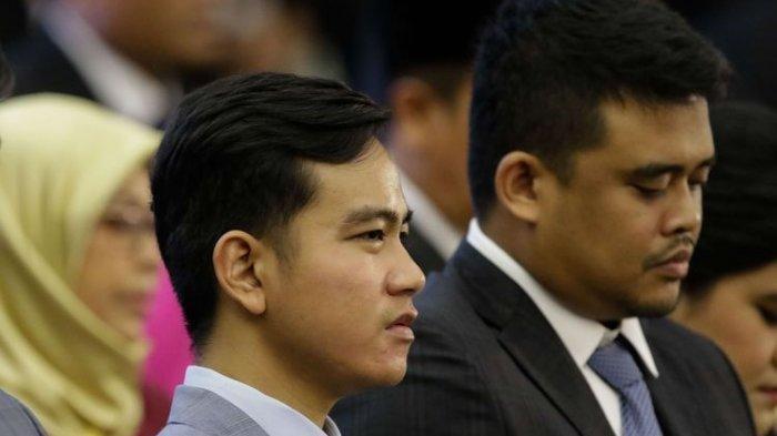 Anak dan Mantu Jokowi Maju di Pilkada 2020, Daftar Kekayaan Gibran Rakabuming dan Bobby Nasution