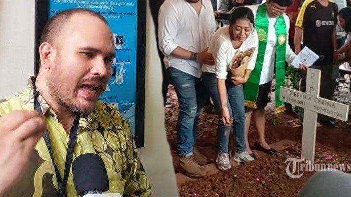 Anak Jatuh dari Balkon Apartemen, Suami Karen Pooroe, Arya Claproth Akui Ada di Kamar Pakai Headset