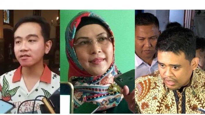 Gibran Incar Pilkada Solo, Siti Nur Azizah Maju di Tangerang Selatan, Ini Ancang-ancang Mereka