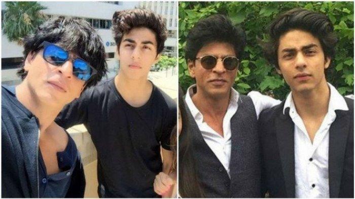 Aryan Khan Ditangkap Polisi, Viral Video Pesan Shah Rukh Khan untuk Anaknya: Dia Boleh Pakai Narkoba