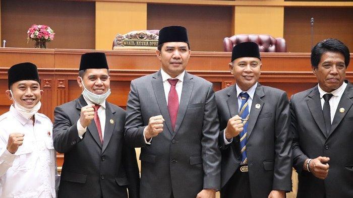 Andi Harun Ucapkan Selamat, Helmi Abdullah Dilantik Jadi Wakil Ketua DPRD Kota Samarinda