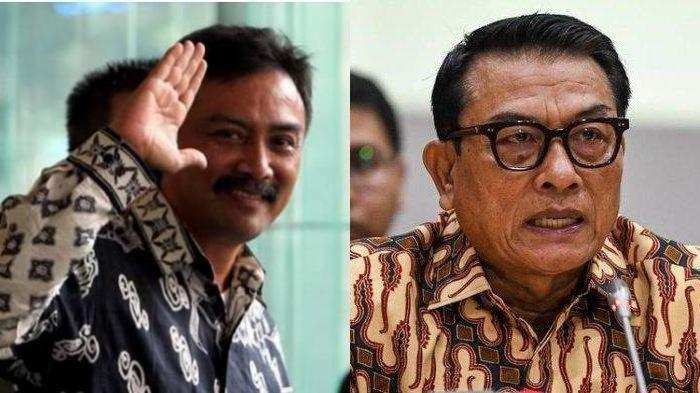 Demokrat KLB Ditolak Menkumham, Andi Mallarangeng Beri 3 Opsi ke Moeldoko, Eks Panglima TNI Ditipu