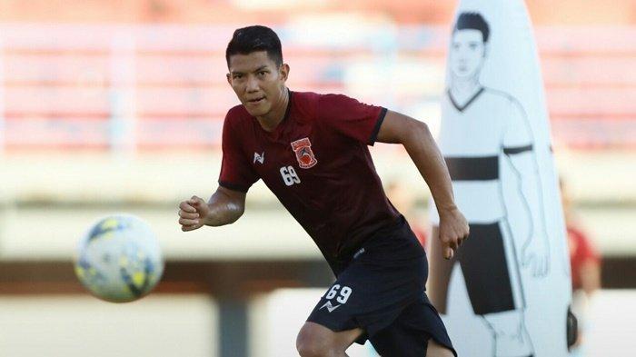 Kesan Andika Kurniawan, Eks Persiraja Banda Aceh Setelah Bergabung Borneo FC Samarinda