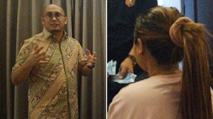 Andre Rosiade Bocorkan Peran Pria yang Diduga Pakai PSK di Penggerebekan Prostitusi Online di Padang