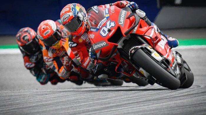 Raih Podium di MotoGP Austria 2019, Andrea Dovizioso Yakin Berpeluang Geser Marc Marquez