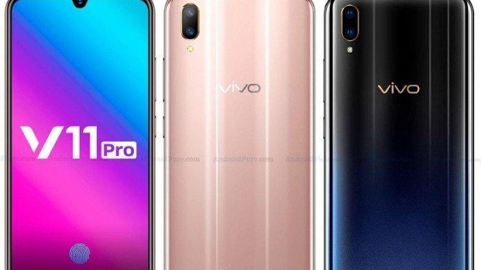 LENGKAP Harga HP Vivo Terbaru di Akhir Maret 2021, Vivo S1, Vivo S1 Pro, Vivo V11, Vivo V11 Pro