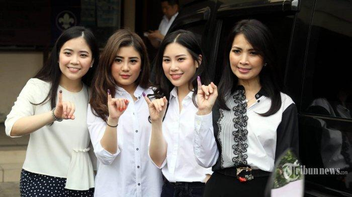 Lihat Sepak Terjang Putri Hary Tanoesoedibjo yang Baru Bertemu Jokowi, Bakal Jadi Menteri