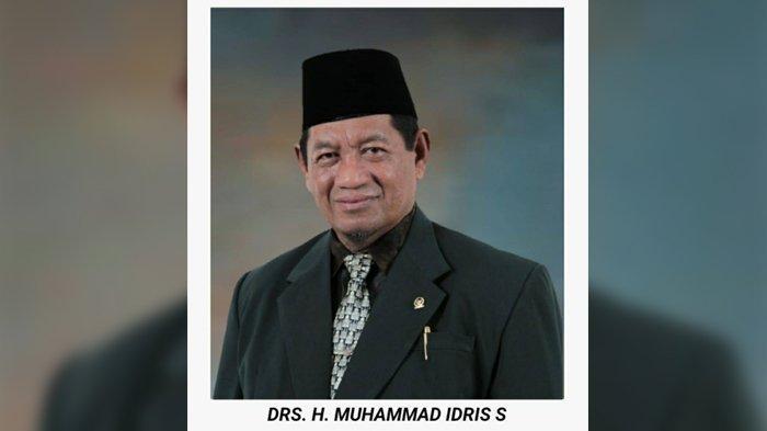 KH Muhammad Idris Wafat, Sempat Doakan IKN Pindah ke Kaltim di Depan Presiden