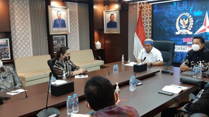 Anggota DPR RI Dapil Kaltim Siap Perjuangkan Pemenuhan Infrastruktur di Mahulu