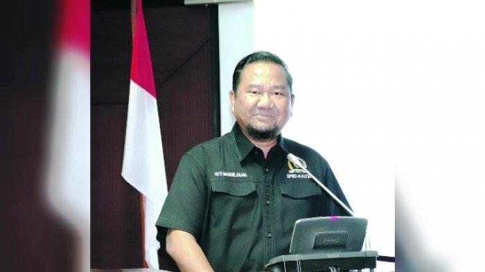 Jaringan Internet Lemah, Warga Kampung Gunung Rampah Kutai Barat Kesulitan Belajar Daring