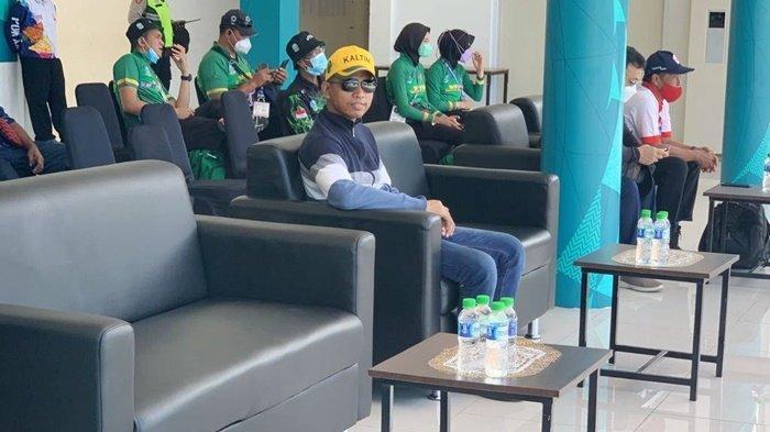 Sutomo Semangati Atlet Panahan Kaltim di Arena PON XX Papua