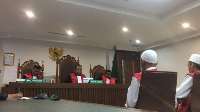 2 Anggota FPI Lampung Divonis 3 Bulan 20 Hari, Hakim Pertimbangkan Sikap Terdakwa dalam Persidangan