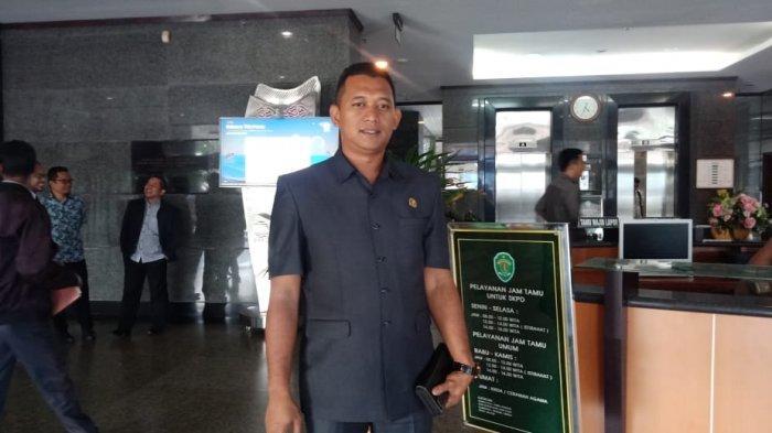 Anggota Komisi III DPRD Kota Samarinda Eko Elyasmoko Harap bisa Kerjasama dengan Peradi
