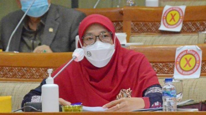 Anggota Komisi IX DPR RI Netty Prasetiyani Aher.