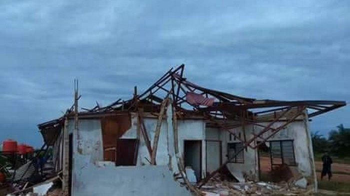 Prakiraan Cuaca BMKG di Kota Bontang Minggu (2/2/2020) Waspada Angin Kencang, Suhu Capai 30 Derajat