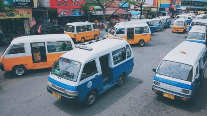 Lantaran Hal Ini, Rute Angkutan Kota atau Angkot di Balikpapan Kaltim Bakal Mengalami Perubahan