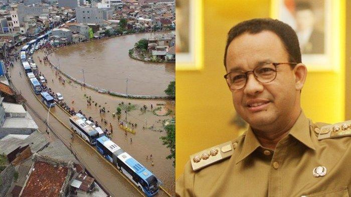 Gugatan untuk Anies Baswedan Tak Main-main, Lalai Soal Banjir Jakarta, Segini Nilai Ganti Rugi