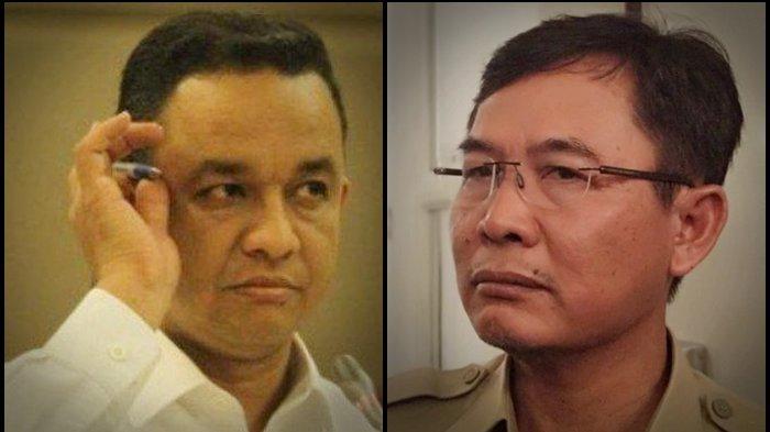 Sosok Kepala Dinas SDA Baru Pilihan Anies Baswedan, Yusmada Faizal Punya Sejarah dengan Ahok