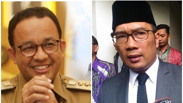 Sama Dijagokan Pilpres 2024, Anies Baswedan Kalahkan Ridwan Kamil di Ajang Bergengsi, Selisih Jauh