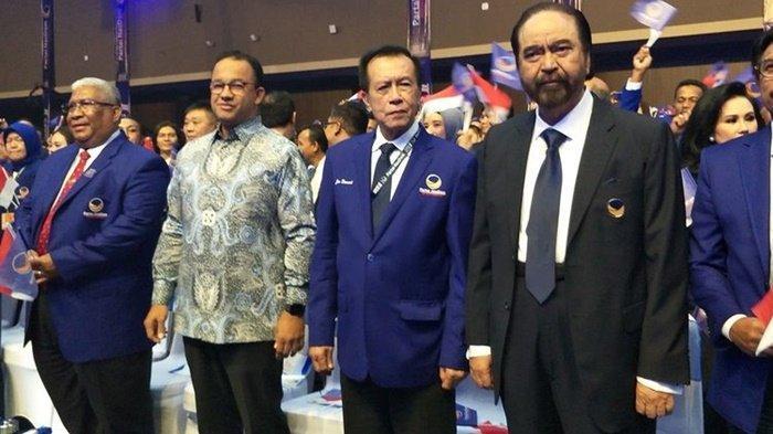 Update Kondisi Terkini Ketum Nasdem Surya Paloh Usai Terinfeksi Virus Corona, Sudah Sepekan di RSPAD