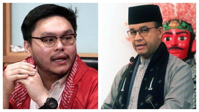 Anies Baswedan Dapat Ultimatum dari Poltisi PSI William Aditya Sarana, Bakal ada Cara Lebih Keras