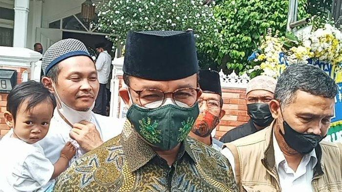 Anies Baswedan Tampak Tenang Usai Diperiksa 5 Jam, Gubernur DKI Jakarta Bocorkan 8 Pertanyaan KPK