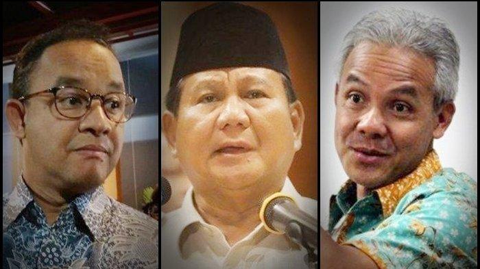 HASIL Survei Capres Litbang Kompas, 2 Sosok Gubernur jadi Rival Prabowo Subianto Bukan Ridwan Kamil