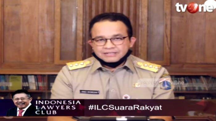 Lebih Dulu dari Jokowi, Diam-Diam, Anies Baswedan Sudah Antisipasi Virus Corona Jakarta, Ada Kodenya