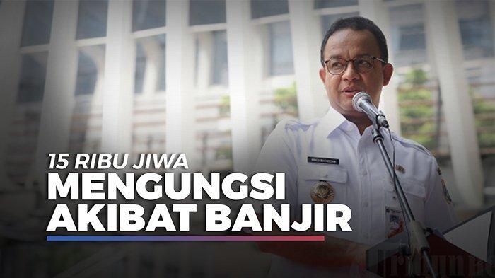 Cegah Banjir Jakarta, DPR Tantang Gubernur Anies Anggarkan Rp 1 Triliun Reboisasi Kawasan Bogor
