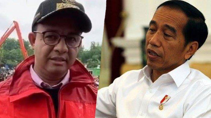 Dosen Universitas Paramadina Minta Anies Baswedan Dengarkan Jokowi Demi Warga Jakarta Korban Banjir