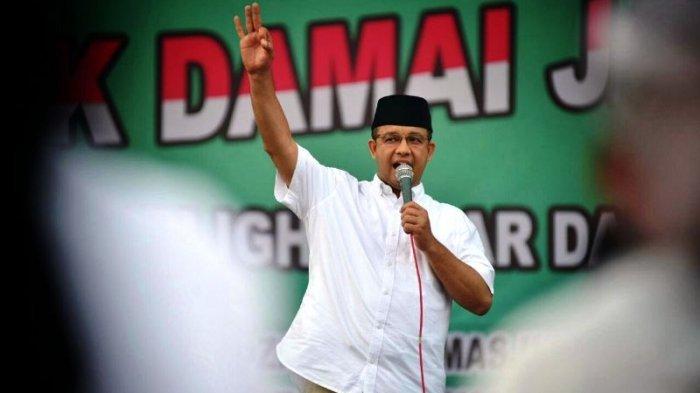 Gara-Gara Banjir, Peluang Anies jadi Presiden Dinilai Pupus 'Jakarta Saja Hancur, Apalagi Indonesia'