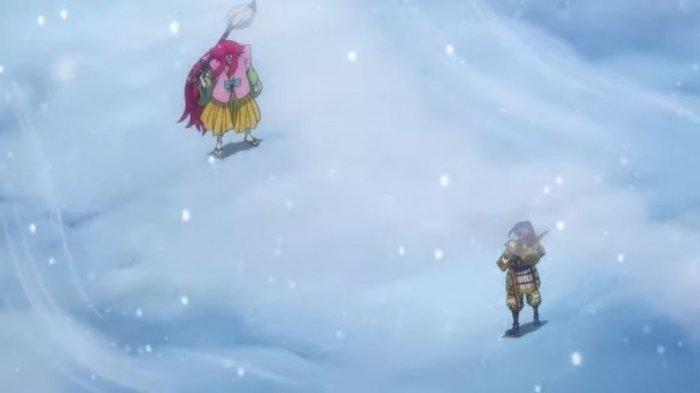 Tayang Sore Ini, Berikut Link dan Sinopsis Anime One Piece 993 'Yamato Tabrakan dengan Ayahnya'