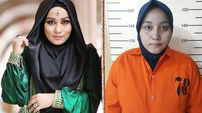 Inilah 8 Foto Perubahan Anniesa Hasibuan, dari Makeup hingga Stylenya saat Jalani Sidang Lanjutan