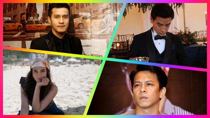 Antara Herjunot Ali, Ryochin dan Ariel NOAH, Luna Maya Pilih Siapa? Melaney Ricardo: Takut Balikan?