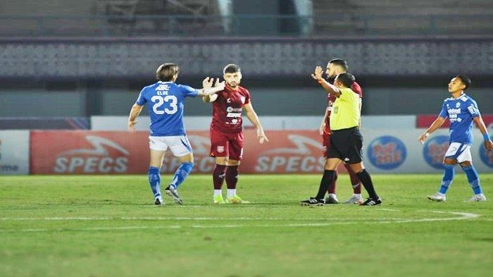 Persib Bandung Imbang Lawan Borneo FC Samarinda, Pelatih Robert Albert Beri Tanggapan