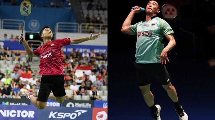 MAIN SEKARANG Perancis Open 2018 - Anthony Ginting, Fitriani, dan Ketut/Rizki di Babak I French Open