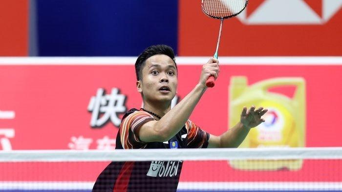 SEDANG TAYANG Semifinal Piala Sudirman 2019 Anthony Kalah, Jepang Unggul 2-1