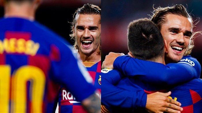 Belum Nyetel dengan Barcelona, Antoine Griezmann Dapat Pembelaan dari Rekan di Atletico Madrid
