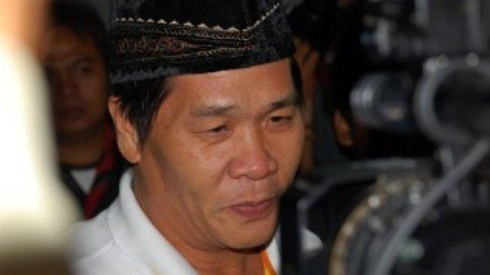 INI PENAMPAKAN Liang Lahat yang Disiapkan Anton Medan untuk Pemakamannya sebelum Meninggal Dunia