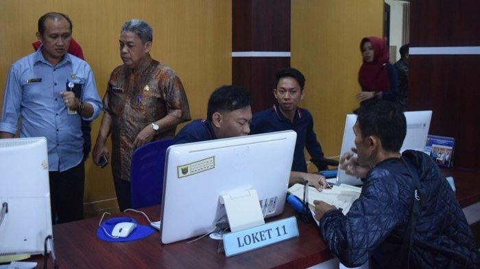 Antrean Panjang e-KTP di Samarinda Masih Terjadi, Pemohon 40 Ribu Orang