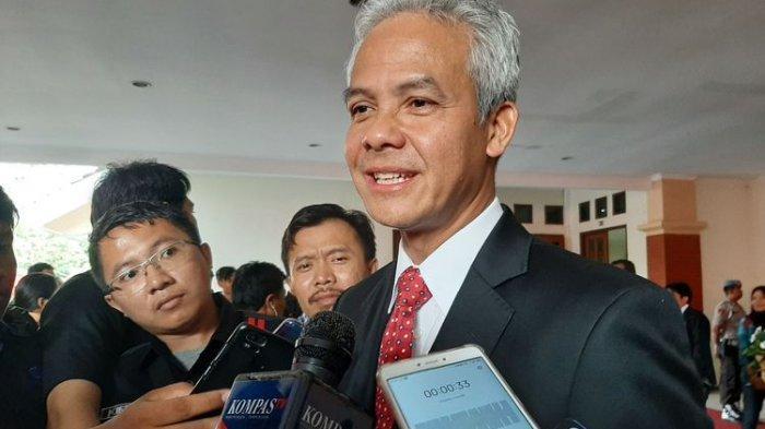 Gubernur Jateng Tuding Ada Kepala Daerah tak Mau Tes Corona Demi Bangun Citra Politik