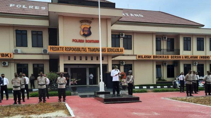 300 Personel Disiagakan di 5 Pos Penyekatan Arus Mudik Saat Operasi Ketupat Mahakam di Bontang