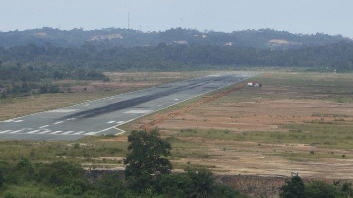 Ada Spot Khusus di Runway Akan Diperbaiki, Dodi :Kita Masih Konsultasi dengan Tim  Ahli