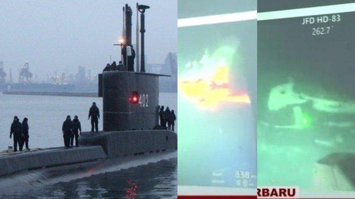 Kapal Selam KRI Nanggala 402 Ditembak Kapal Asing, TNI AL Bantah! Anggap Berlebihan, tak Ada Ledakan