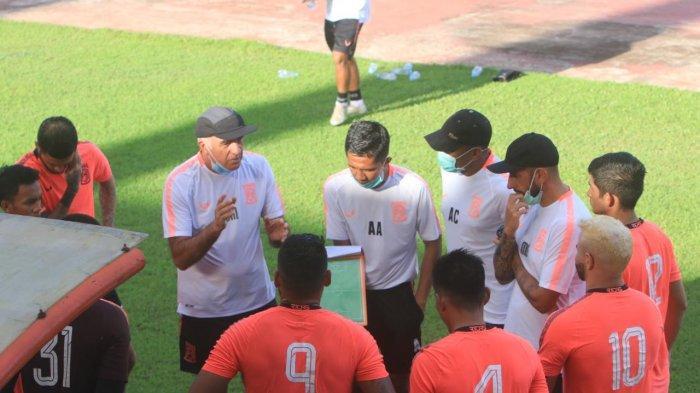 Laga Uji Coba Berakhir, Borneo FC Unggul Atas Persiba Balikpapan 3-0