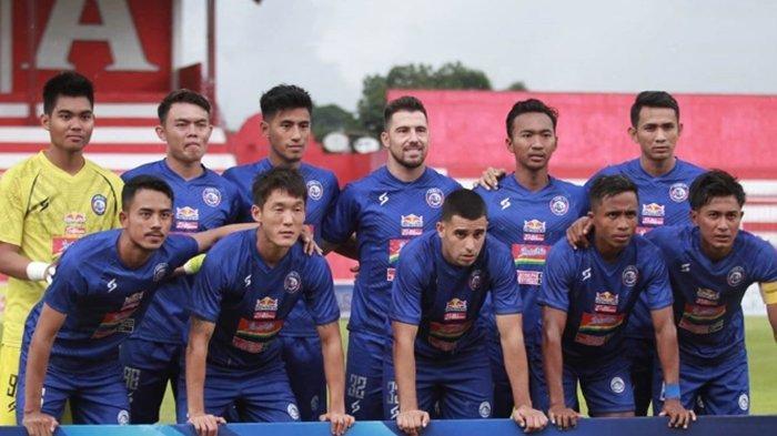 Bos Arema FC Ungkap Kedatangan Pemain Baru dari Persija Jakarta Jelang Liga 1 2020, Ini Sosoknya