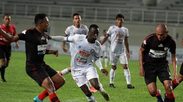 Dukungan Aremania, Arema FC Susah Payah Curi Poin dari Persipura, Milomir Seslija Ungkap Hal Ini