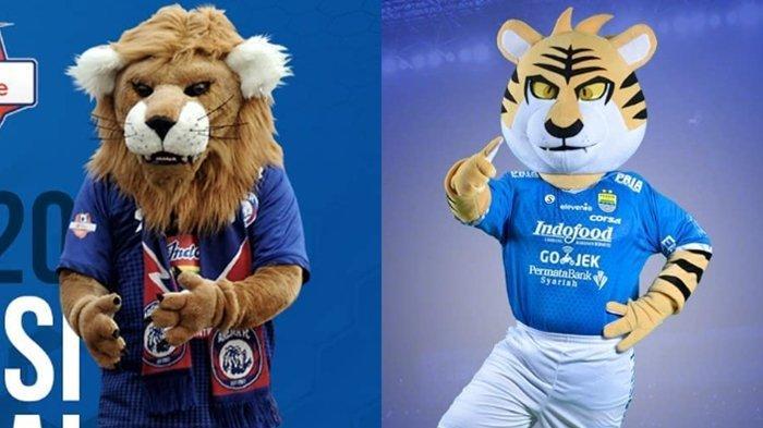 Duel Arema FC vs Persib di Liga 1 2020, Buka Peluang Damai Suporter Aremania dan Bobotoh