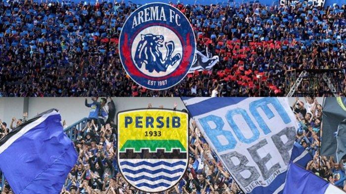 Aksi Aremania saat Arema FC Dikalahkan Persib, Jadi Inspirasi Bobotoh Redam Rivalitas Suporter